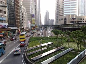 הסיטי של הונג קונג